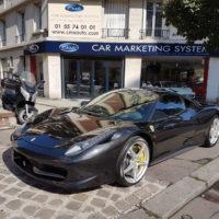 Rachat Ferrari