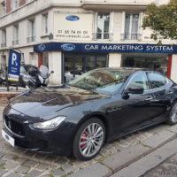 Rachat Maserati